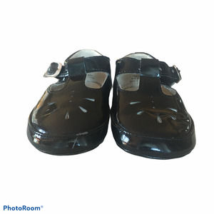 Stride Rite Patent Leather Mary Janes Sz 3M